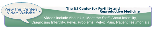 New Jersey Center for Fertility and Reproductive Medicine Video Website